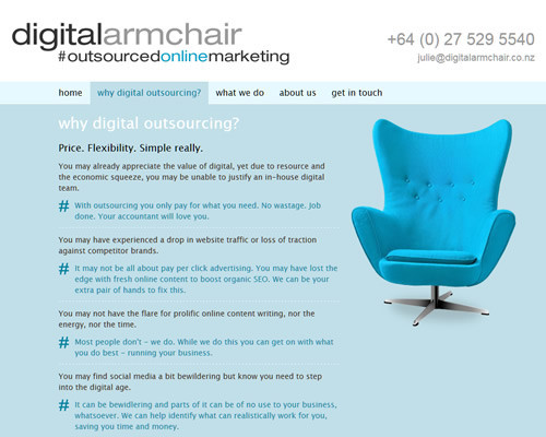 Digital Armchair 2
